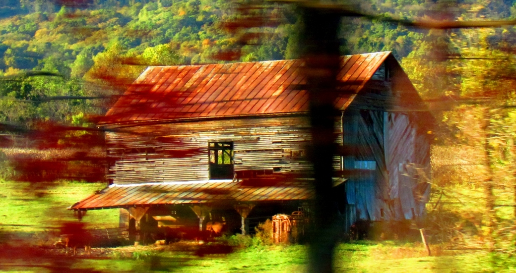Barn on the Run