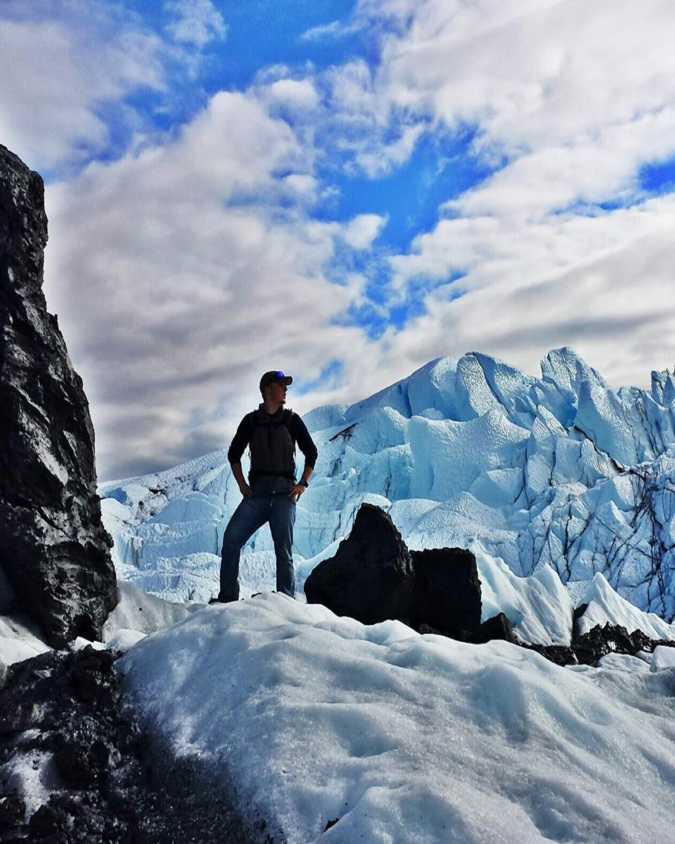 King of the Mountain - Alaska