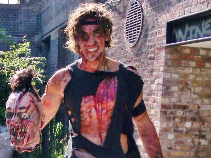zombie in camden